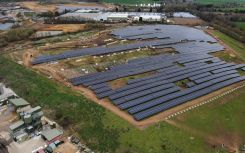 Veolia looks to double renewable capacity as it celebrates completion of Warwickshire solar site