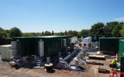 Construction begins on Thrive Renewables' first battery storage asset